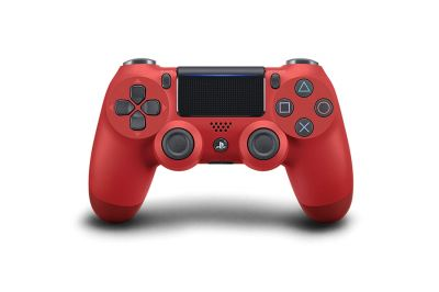 CONTROLLER PS4 wireless colore ROSSO MAGMA RED DUALSHOCK 4 nuovo