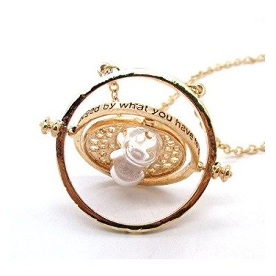 Gadget Collana PENDENTE HARRY POTTER GIRATEMPO