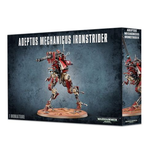 Games Workshop CITADEL - WARHAMMER ADEPTUS MECHANICUS IRONSTRIDER
