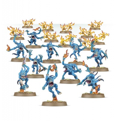 Games Workshop CITADEL - WARHAMMER THOUSANS DONS RUBRIC MARINES copia