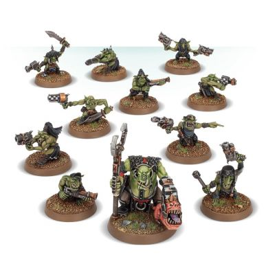 Games Workshop CITADEL - WARHAMMER ORKS GRETCHIN
