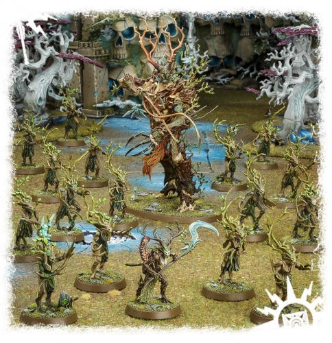 Games Workshop CITADEL - WARHAMMER START COLLECTING! SYLVANETH