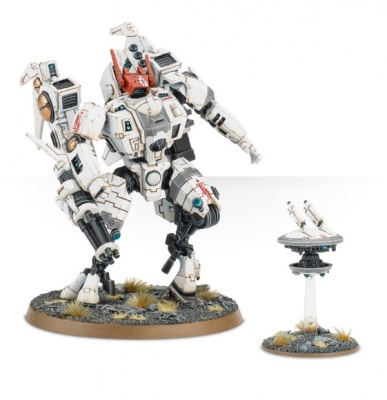 Games Workshop CITADEL - WARHAMMER TAU EMPIRE COMMANDER