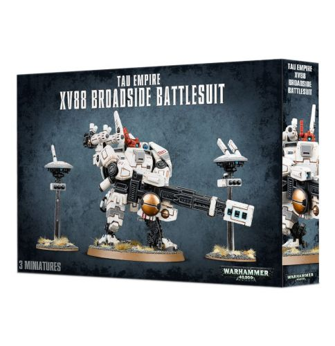 Games Workshop CITADEL - WARHAMMER TAU EMPIRE XV88 BROADSIDE BATTLESUIT