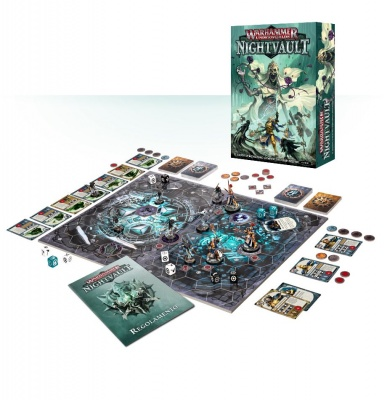 Games Workshop WARHAMMER / CITADEL WARHAMMER UNDERWORLDS NIGHTVAULT