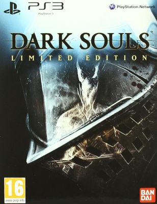 Gioco PS3 usato garantito DARK SOULS LIMITED EDITION gioco + cd + artbook ita