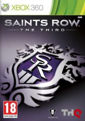 Gioco XBOX 360 usato garantito SAINTS ROW THE THIRD ita