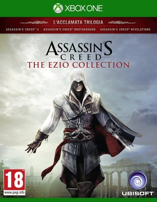 Gioco XBOX ONE usato garantito ASSASSIN'S CREED THE EZIO COLLECTION ita