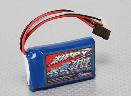 SOFTAIR BATTERIA LIFE ZIPPY 700 6.6 V 5C RX SERIES