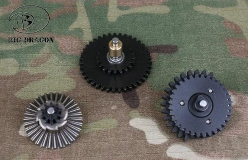 SOFTAIR Big Dragon BD SUPER HIGHSPEED 3 BEARING GEAR 16:1 (BD-4772B)