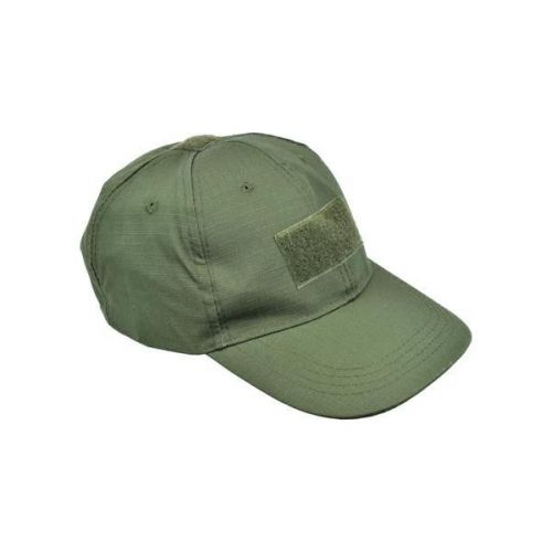 SOFTAIR JS-TACTICAL CAPPELLO CON VISIERA VERDE JSWAR-CAP-V