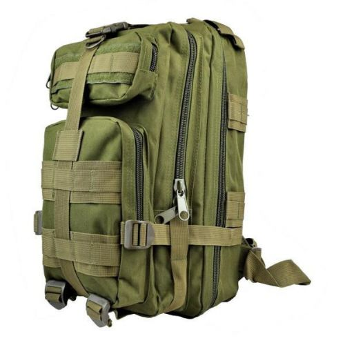 SOFTAIR JS-TACTICAL ZAINO 30L VERDE EX-V22G