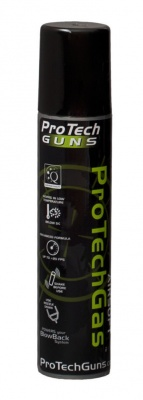 SOFTAIR PRO TECH GUNS GREEN GAS 100 ML BOMBOLETTA