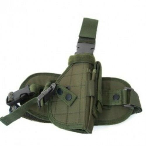 SOFTAIR ROYAL FONDINA COSCIALE VERDE IN CORDURA 06559