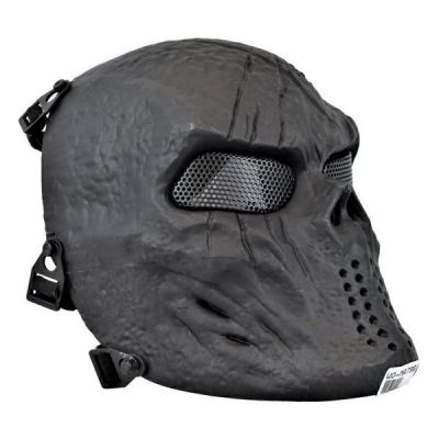 SOFTAIR ROYAL MASCHERA SKULL NERA WO-MA79B