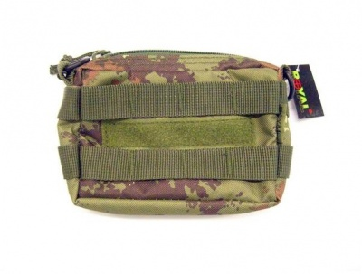 SOFTAIR ROYAL TASCA PLUS UTILITY MOLLE SYSTEM CON CERNIERA (RP-6063-TC) VEGETATA